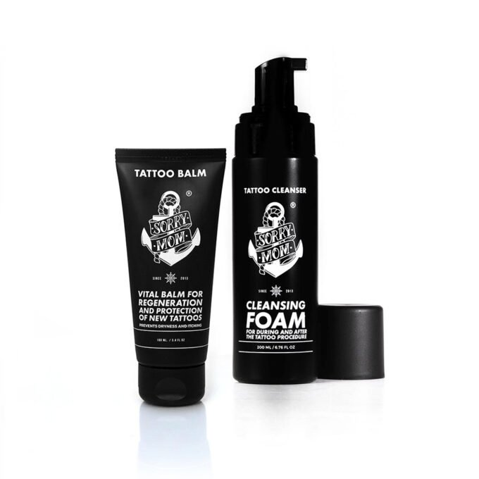 Sorry Mom Aftercare Set