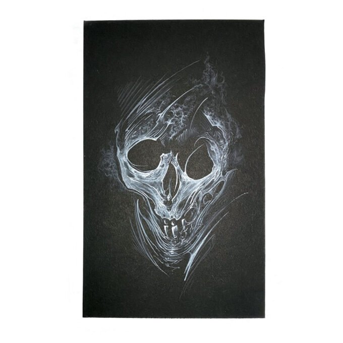 Skull Painting 2021
