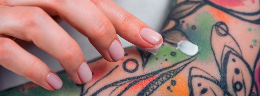 Vegan Tattoo Products